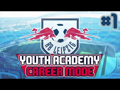 Red Bull Leipzig Youth Academy Career Mode - Episode 1