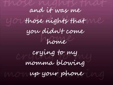 Until It's Gone -Monica 2011