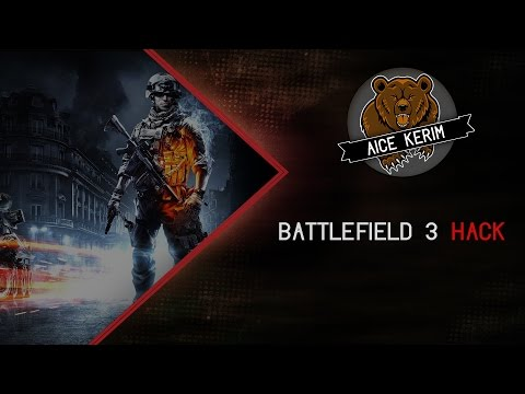 [Battlefield 3] Aimbot, Instant Kill, ESP, Perfect Jet - A1CE