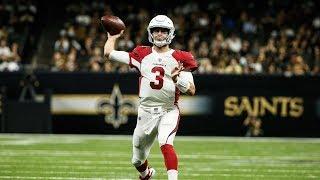 Josh Rosen Cardinals QB Film Review vs Saints Preseason