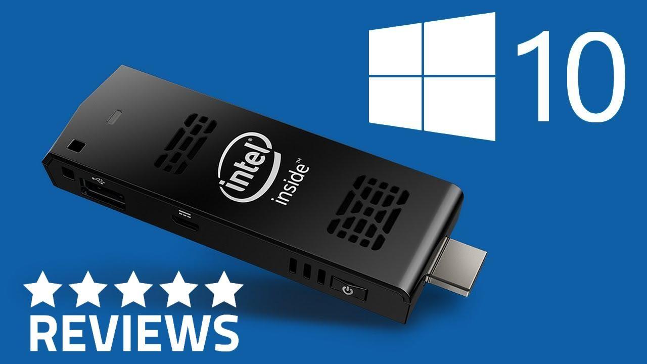Intel Compute Stick + Windows 10 test