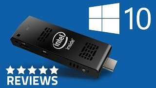 Intel Compute Stick + Windows 10 test