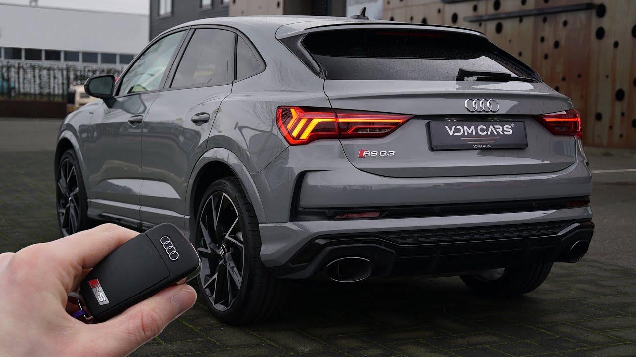 2021 Audi RSQ3 Sportback (400hp) - Sound & Visual Review!