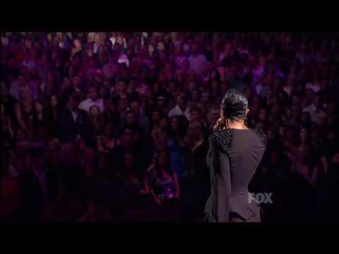 Janet Jackson American Idol 2010