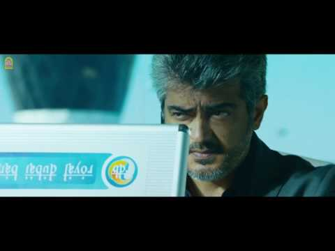 Bank Robbery Scene   Arrambam Scene Ajith,...
