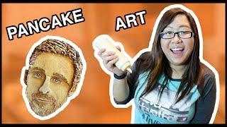 Tanya vs. Pancake Art | EP. 1
