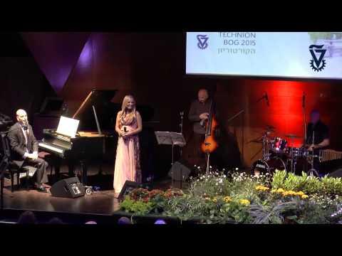 When Opera Meets Jazz - Gil Shohat Technion 2015