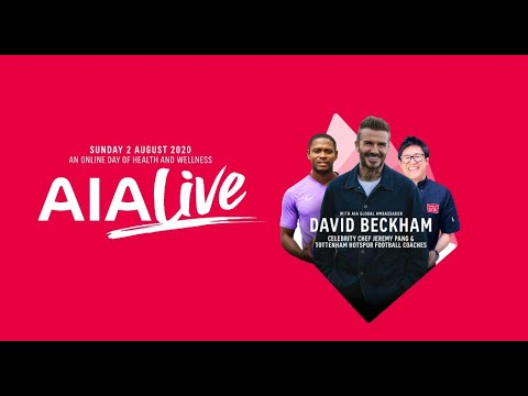 AIA Live An Online day of Health and Wellness