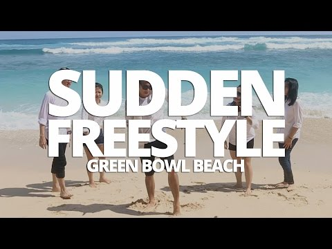 Sudden Freestyle   Green Bowl