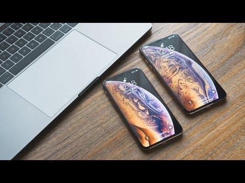 鑻规灉 iPhone XS & iPhone XS Max 涓浗鎶㈠厛蹇�熶綋楠岃棰戙�學EIBUSI 鍑哄搧銆�