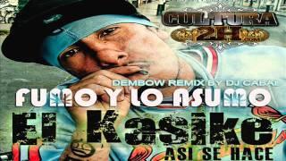 Fumo y lo Asumo - Callao Cartel ( Dembow Remix DJ CABAL )