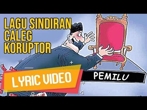 LAGU SINDIRAN UNTUK CALEG KORUPTOR | ECKO SHOW - MONEYPULASI [ Lyric Video ]