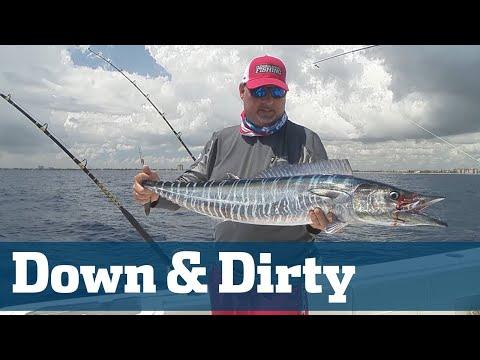 Down & Dirty Planer Fishing - Florida Sport Fishing TV