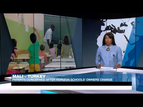 فرانس 24:Parents in Mali concerned about Turkish-owned schools
