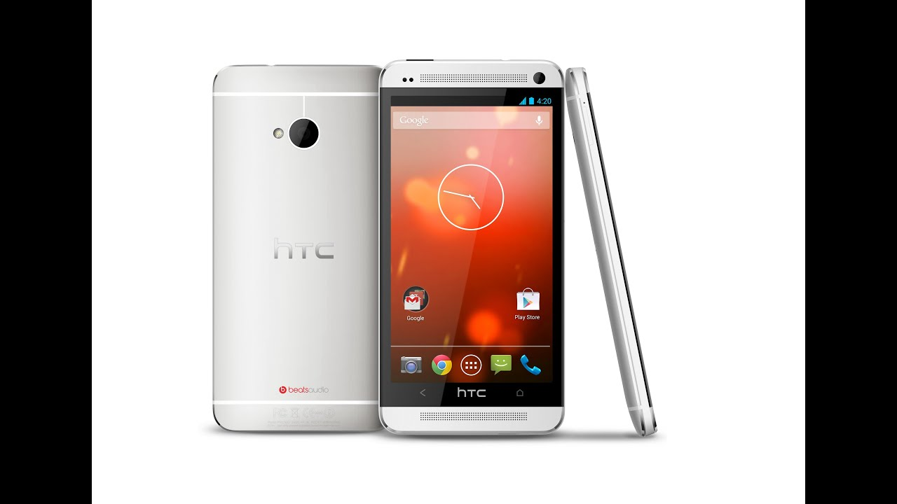Htc One M7 32gb Unlocked Gsm Android Lte    Beats Audio