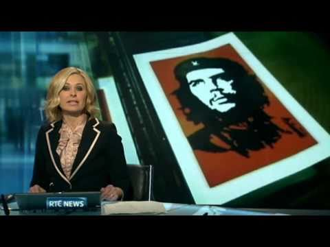 Six News: Irish artist claims rights to iconic Che Guevara image