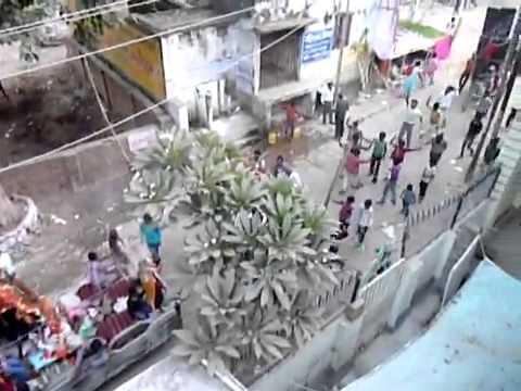 Post-Chhat Craziness   Patna, Bihar- India