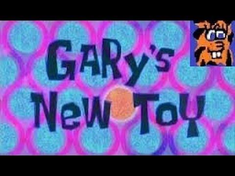 SpongeBob SquarePants Season 9 Review: Gary's New Toy