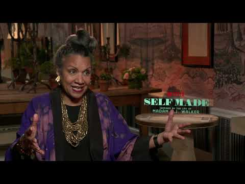 Author A'Lelia Bundles Talks Self Made: Inspired by the Life of ...