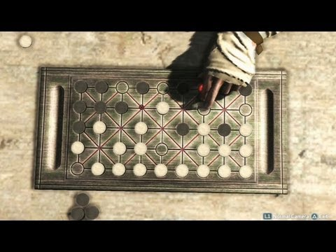 Assassin's Creed 3 Mini Games - YouTube