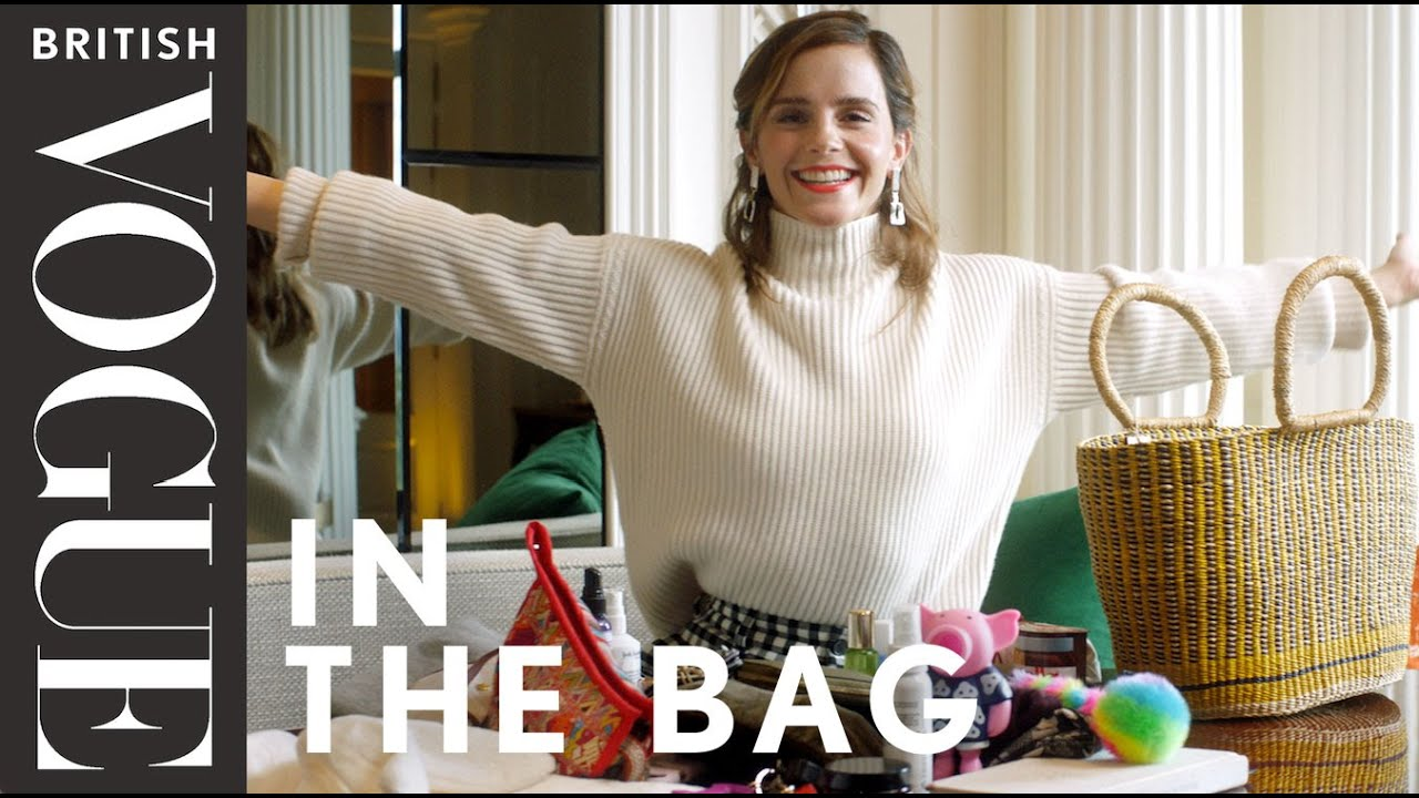 Download Emma Watson: In The Bag | Episode 17 | British Vogue