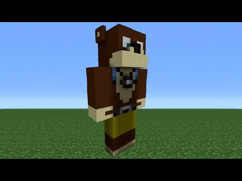 Minecraft Tutorial: How To Make An L for Lee Statue from YouTube · Duration:  29 minutes 33 seconds