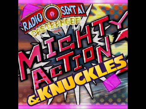 Radio Sentai Castranger [143] Mighty Action & Knuckles