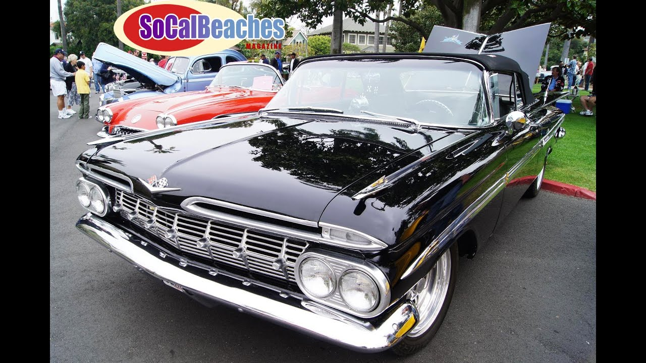 Chevrolet Impala Classic Car Youtube