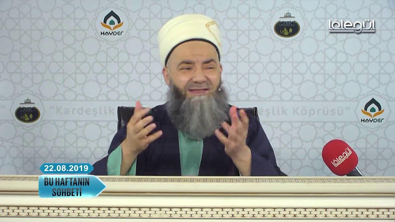 22 Ağustos 2019 Tarihli Bu Haftanın Sohbeti - Cübbeli Ahmet Hocaefendi Lâlegül TV