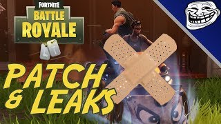 Fortnite Patch 6.10: Quadcrasher Vehicle, Tournament Events, Leaked Items, Epic Sues Cheaters!!