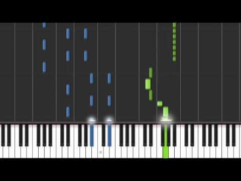 Stars - Dead Hearts - Easy Piano Tutorial