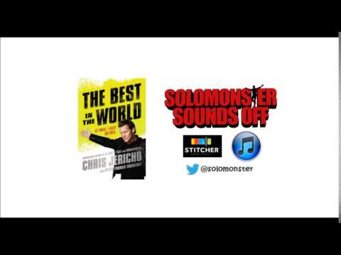 Sound Off Extra - Chris Jericho Book Review