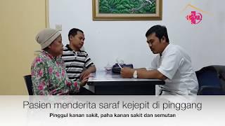 Terapi HNP/Saraf Kejepit - HP/WA. 08999499010