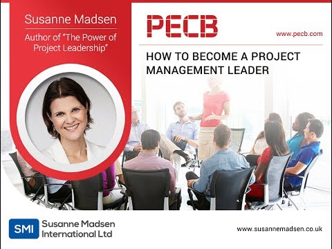 How to Become a Project Management Leader