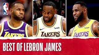 Best of LeBron James | PART 1 | 2019-20 NBA Season