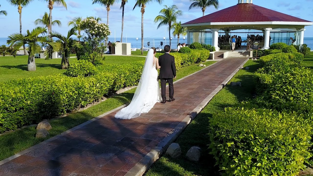 Moon Palace Cancun Wedding Short Film Parmis Farid Youtube