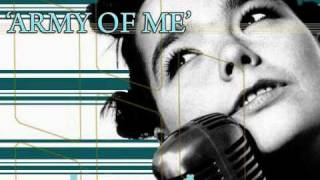 Bjork - Army Of Me - Metal Remix