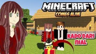 dapet kado dari pacar baru minecraft comes alive indonesia s2 eps 10