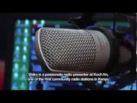 Radio stations in the slums - African Slum Journal