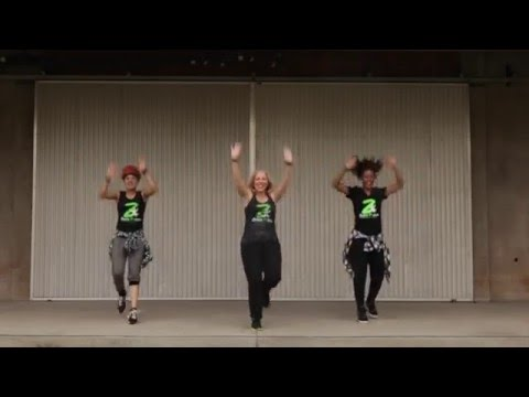 This is Not a Test  To Mac Zumba Dance Fitness Routine