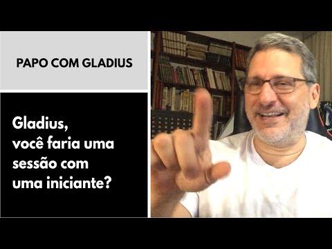 117/05 - Gladius você faria uma sessão BDSM com uma iniciante?