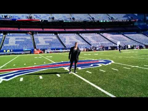 John Rzeznik - National Anthem at Buffalo Bills Game AUDIO (Ralph Wilson Stadium 10/12/14)
