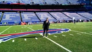 John Rzeznik - National Anthem at Buffalo Bills Game AUDIO (Ralph Wilson Stadium 10/12/14)