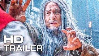 ТАЙНА ПЕЧАТИ ДРАКОНА Рус Трейлер ТИЗЕР #2 (2019) Джеки Чан, Арнольд Шварценеггер Fantasy Movie HD