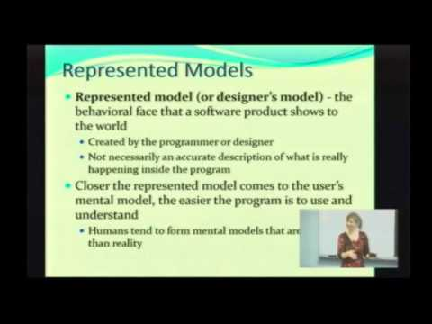 Intro to Mental, Implementation and Represented Models