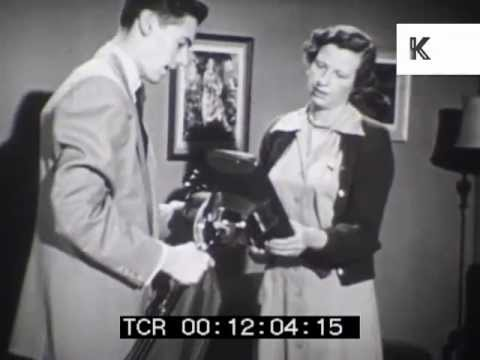 1950s door to door vacuum cleaner salesman hoover youtube for Door to door sales