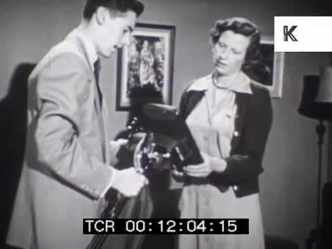 1950s door to door vacuum cleaner salesman hoover youtube for Door to door sales