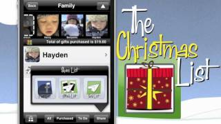 Popular Christmas List App Related to Apps