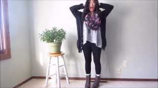 3 Summer to Winter Outfit Ideas | Lisa Lee