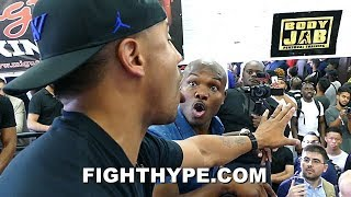 (MUST SEE!) ANDRE WARD & TIM BRADLEY EPIC DEBATE ON WHO'S P4P #1: CRAWFORD OR LOMACHENKO?
